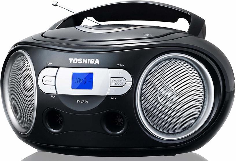 Magnetoola Toshiba TY-CRS9 CD Boombox Black