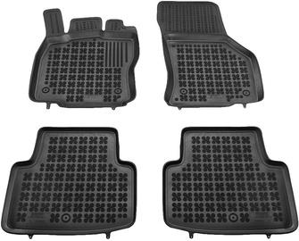 Gumijas automašīnas paklājs REZAW-PLAST VW Passat B8 2014, 4 gab.