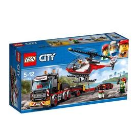Konstruktorius LEGO City, Sunkių krovinių sunkvežimis 60183