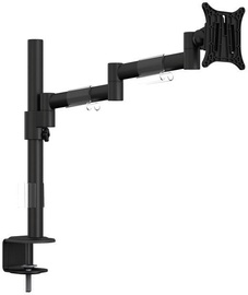 Multibrackets Deskmount Officeline Single II Black