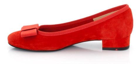 Lloyd Ballerinas 17-738-03 Poppy Red 35
