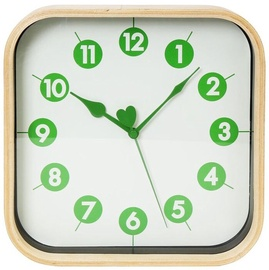 Platinet Morning Wall Clock 42988 Green