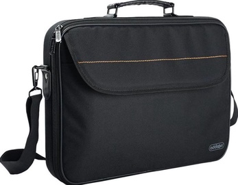 "Addison Notebook Bag for 17.3"" Black"