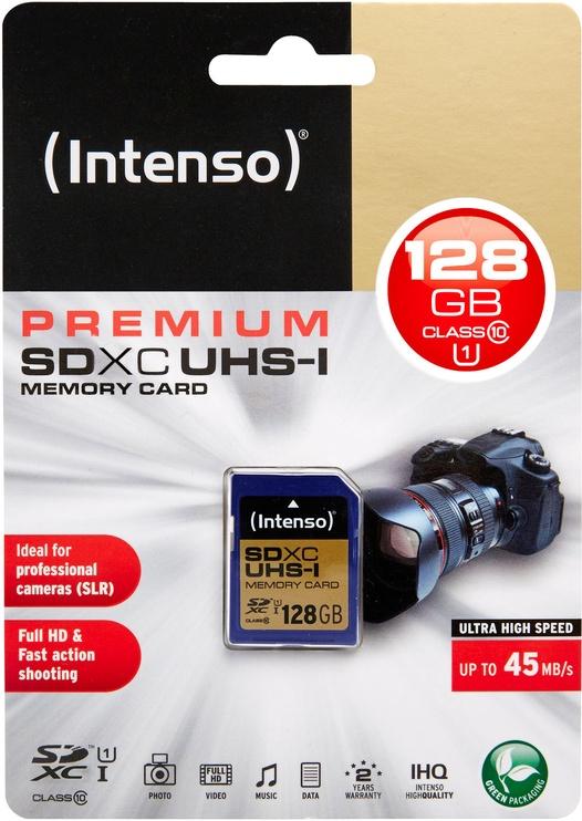 Intenso Premium 128GB SDHC UHS-I Class 10 3421491