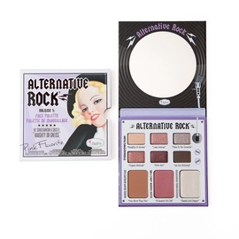 Acu ēnas TheBalm Alternative Rock Palette 02, 12 g
