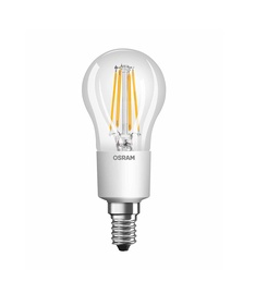 LED lempa Osram A60, 4.5W, E14, 2700K, 470lm, DIM