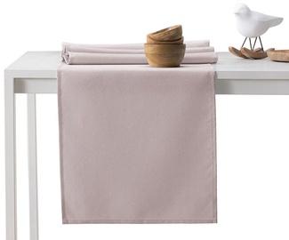 AmeliaHome Empire AH/HMD Tablecloth Set PowderPink 115x250cm/30x250cm 2pcs