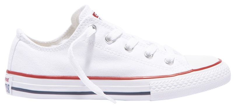 Converse Chuck Taylor All Star Junior Low Top 3J256 White 30