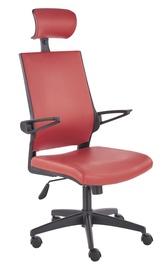 Halmar Ducat Office Chair Red