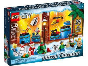 MÄNGUKLOTSID LEGO BLOCS CITY 60201
