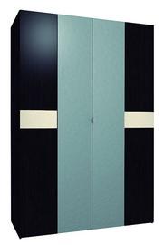 Glazov Ameli 555 Wardrobe w/ Mirror Wenge