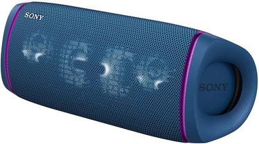 Belaidė kolonėlė Sony SRS-XB43, mėlyna