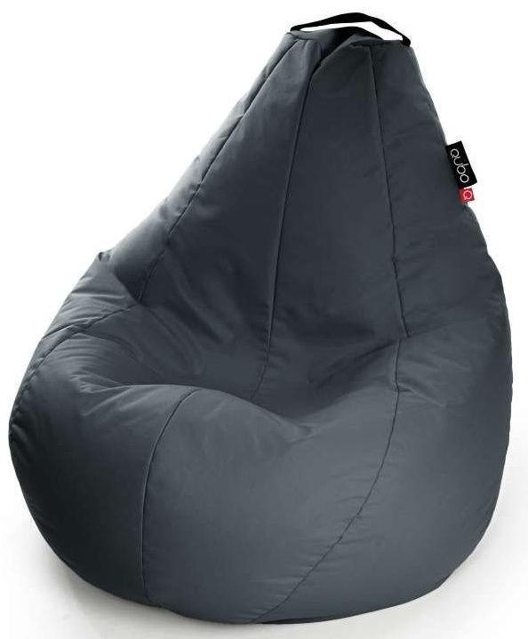 Кресло-мешок Qubo Comfort 120, серый, 250 л