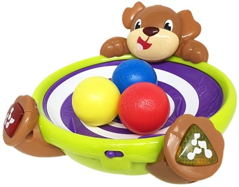 Bright Starts Spin & Giggle Puppy 52176