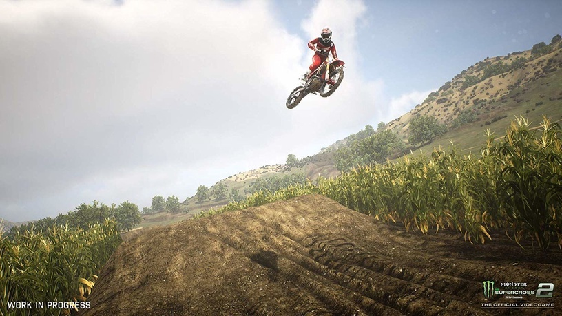 Monster Energy Supercross 2 - The Official Videogame SWITCH