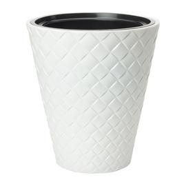 Вазон Form Plastic Makata 2800-011, белый