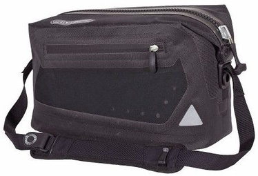 Ortlieb Trunk Bag Rack-Lock Black 8l