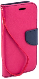 Telone Fancy Diary Bookstand Case Sony Xperia M2 Pink/Blue