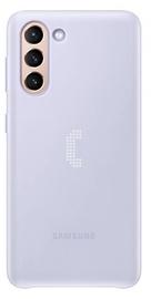 Samsung Smart LED Back Case For Samsung Galaxy S21 Violet