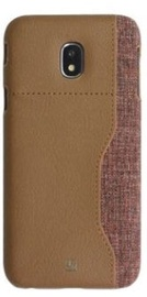 Just Must Darty A Back Case For Samsung Galaxy A3 A320 Brown