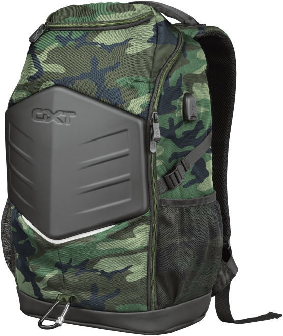"Trust GXT 1255 Outlaw 15.6"" Gaming Backpack Camoflage"