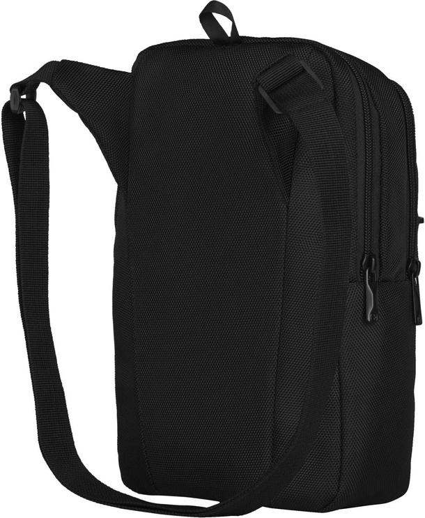 Wenger BC First Vertical Crossbody Bag Black