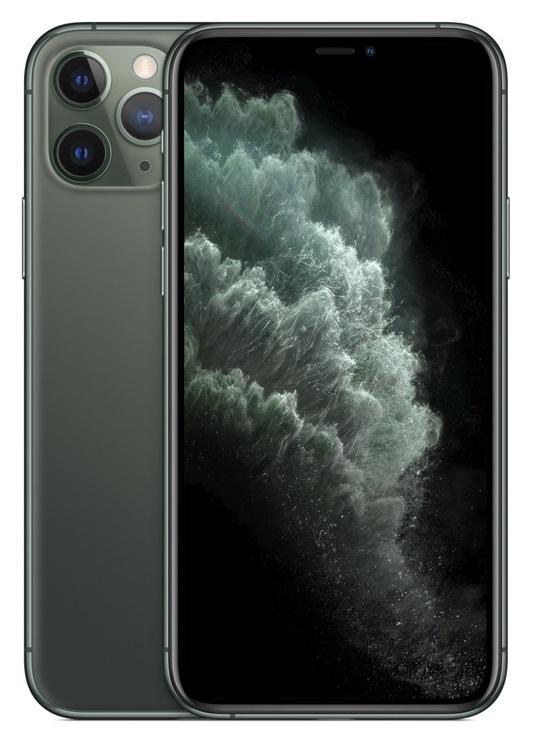 Mobilusis telefonas Apple iPhone 11 Pro Midnight Green, 64 GB