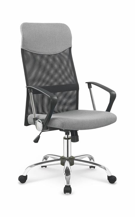Офисный стул Halmar Vire 2, черный/серый