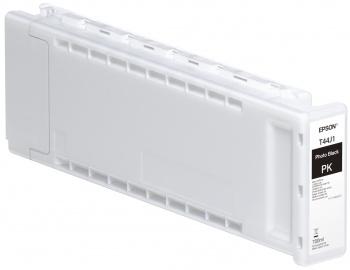 Кассета для принтера Epson UltraChrome Pro 12 T44J140, черный, 700 мл