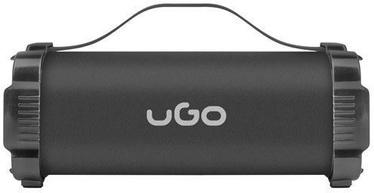 Belaidė kolonėlė UGO Mini Bazooka 2.0 Black, 5 W