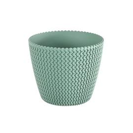 SN Splofy Dsp Indoor Plant Pot 15.7x13.2cm Green