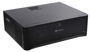 SilverStone Case Grandia Series GD06 Black