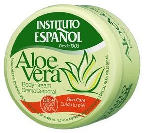 Крем для тела Instituto Español Aloe Vera, 400 мл