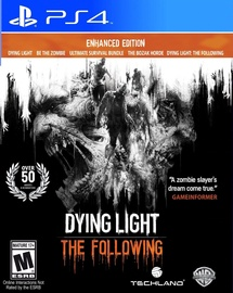 Dying Light: The Following Enhanced Edition PS4