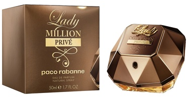 Parfüümvesi Paco Rabanne Lady Million Prive, 50 ml, EDP
