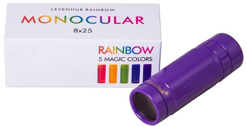 Levenhuk Rainbow 8x25 Monocular Amethyst