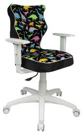 Bērnu krēsls Entelo ST30 White/Black, 400x370x1000 mm