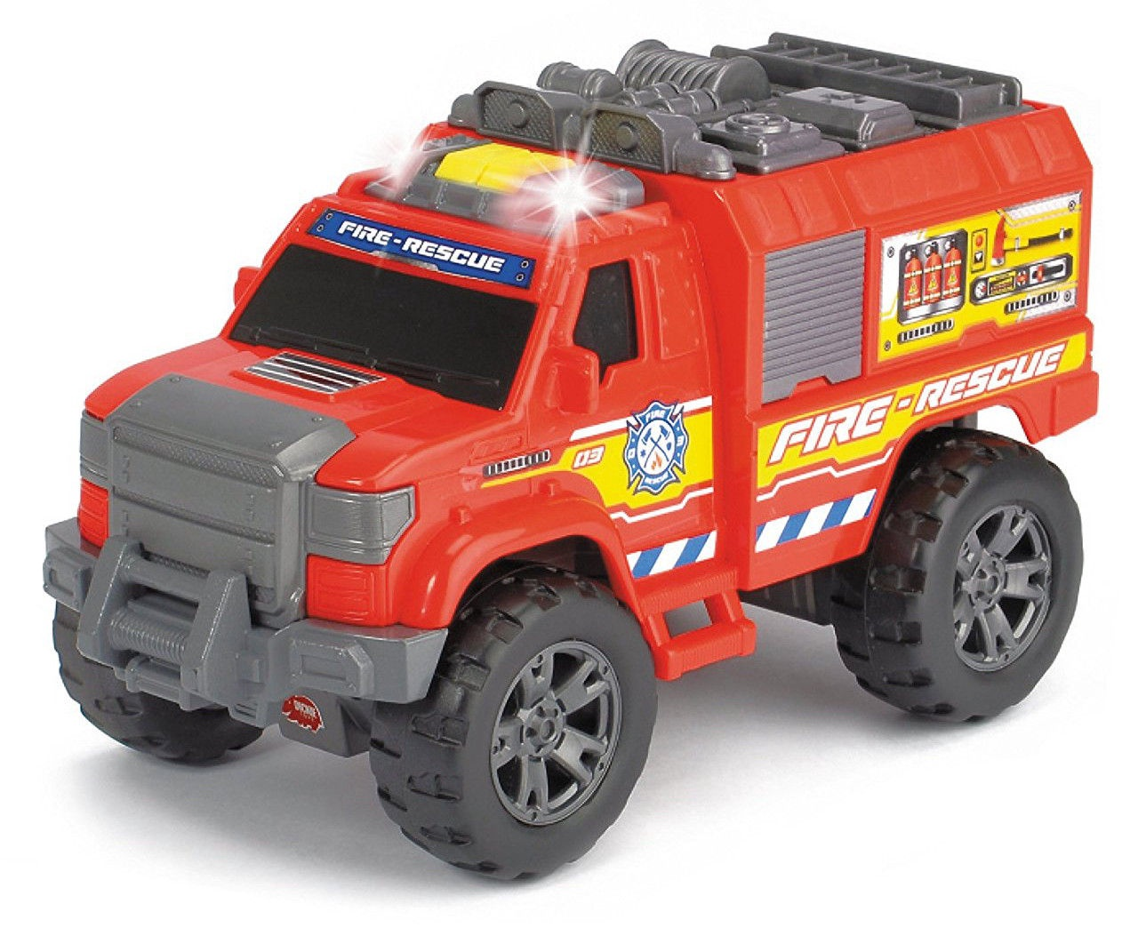 fafe97d9fb7 Dickie Toys Fire Rescue 203304010 - Krauta.ee