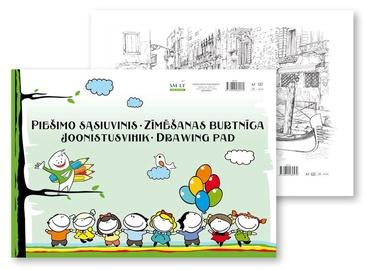 Piešimo sąsiuvinis SMLT, A3, 20 lapų