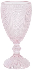 Home4you Wine Goblet Verona 300ml Pink