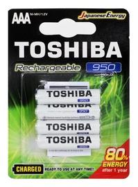 Toshiba TNH-03GAE BP-4C Rechargeable Battery AAA 950mAh