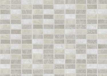 Apdailos dailylentė, Vilo, Marble mosaic, 0.25x2.65 m