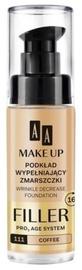 Aa Make Up Filler Wrinkle Fill Foundation 30ml 111