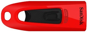 SanDisk Ultra 64GB USB 3.0 Red
