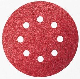 Šlifavimo diskas Bosch 2607019493, K80, 125 mm, 25 vnt.