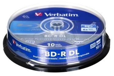 Verbatim BD-R 50GB 6x 10pcs