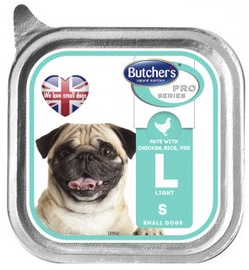 Butchers WAD Pro Series Paté With Chicken 150g