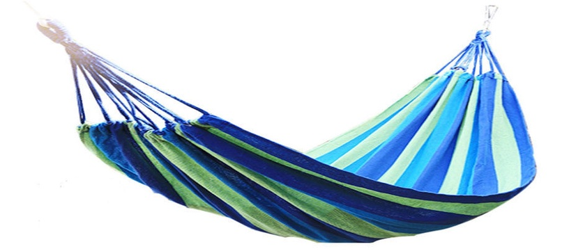 Гамак Besk Hammock 200x100cm Blue/Green