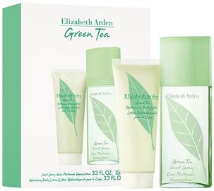 Elizabeth Arden Green Tea 100ml EDP + 100ml Body Lotion