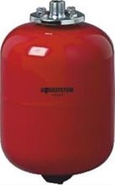 Aquasystem Expansion Vessel for Heating System Red 35L